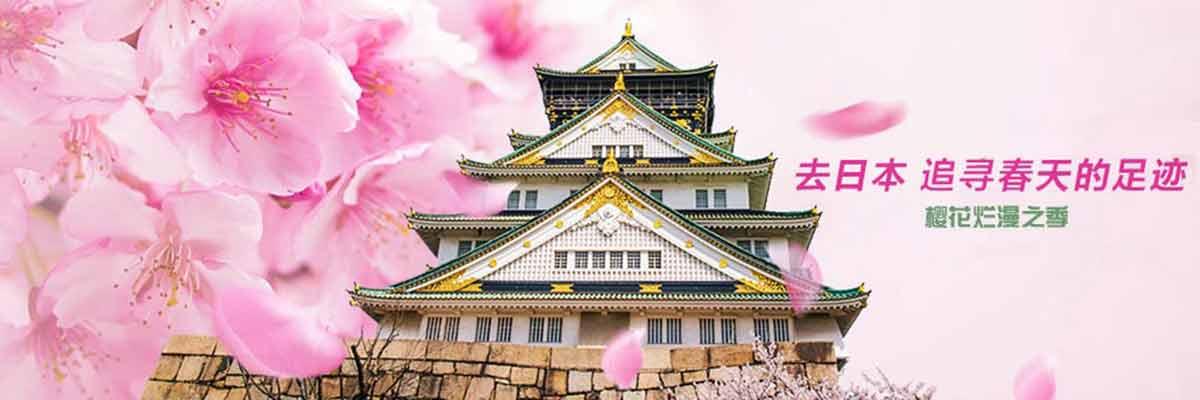 日本樱花旅游