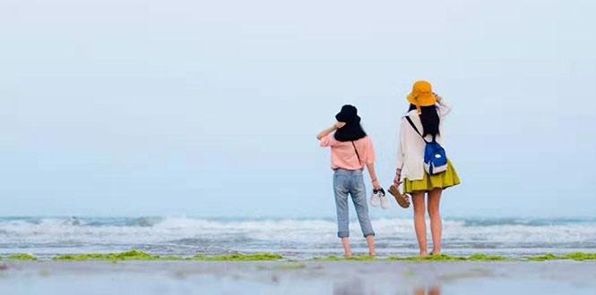 青岛 | 大海、沙滩、烧烤、啤酒